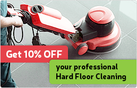professional hard floor cleaning