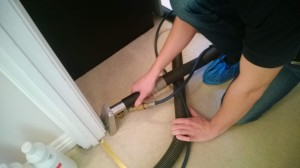deep carpet cleaning london