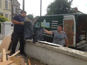 rubbish removals services in London