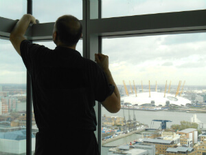window cleaning services London