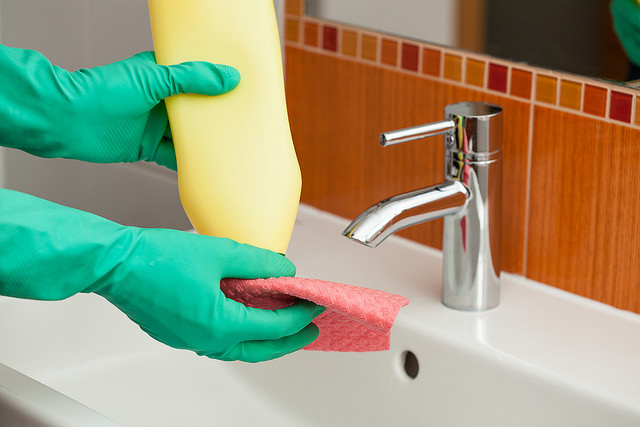 how to sterilize your home