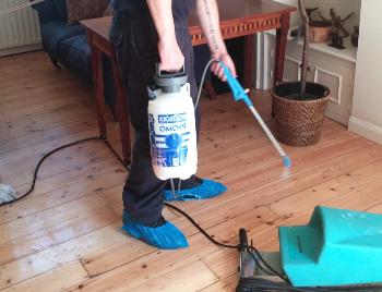 hard floor cleaners london
