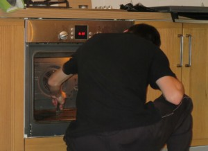 oven cleaning services London UK