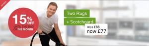 2 rugs deal